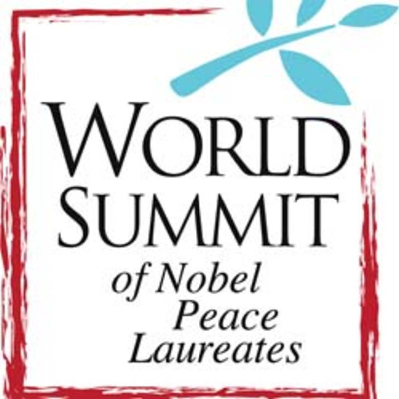 Nobel Peace Summit Logo