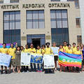 World Congress Kazakhstan; Photo: IPPNWGermany