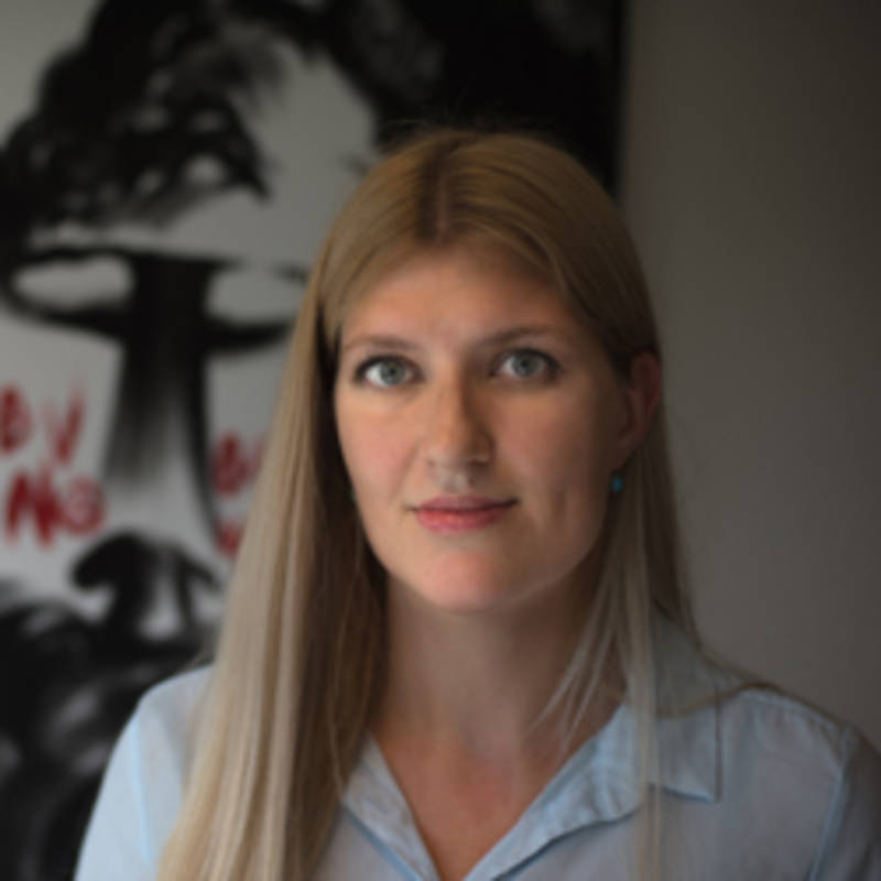 Beatrice Fihn ICAN, Foto: Flickr