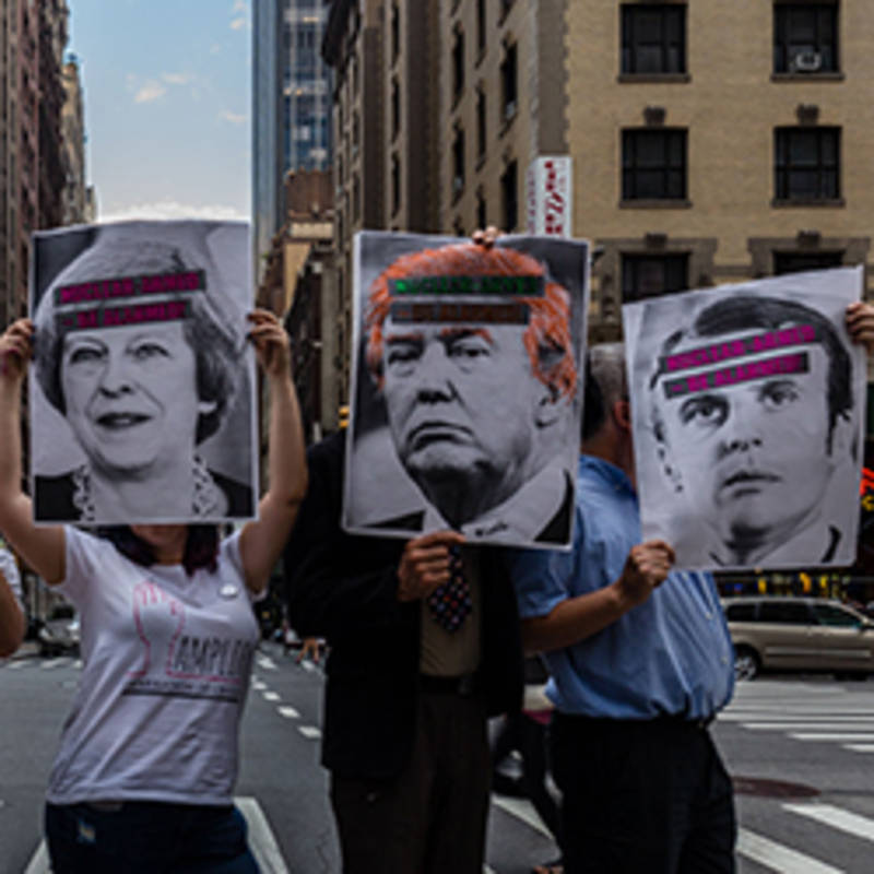 Manhattan Streets, 4th July 2017, Photo: Ralf Schlesener